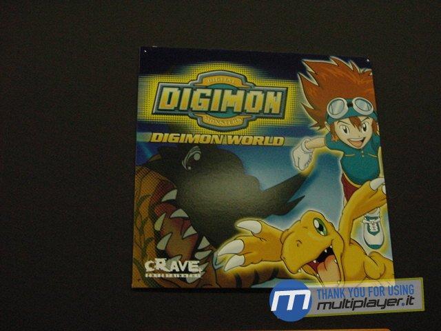DigiMon Monster World