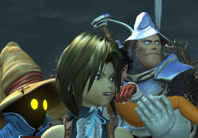 La versione PC di Final Fantasy IX ha diverse caratteristiche aggiuntive