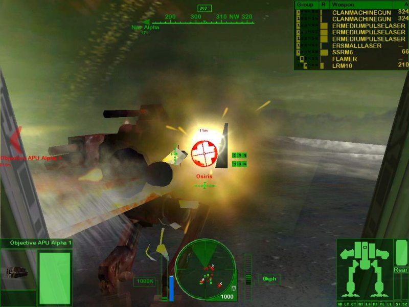 Mechwarrior 4 disponibile in forma gratuita