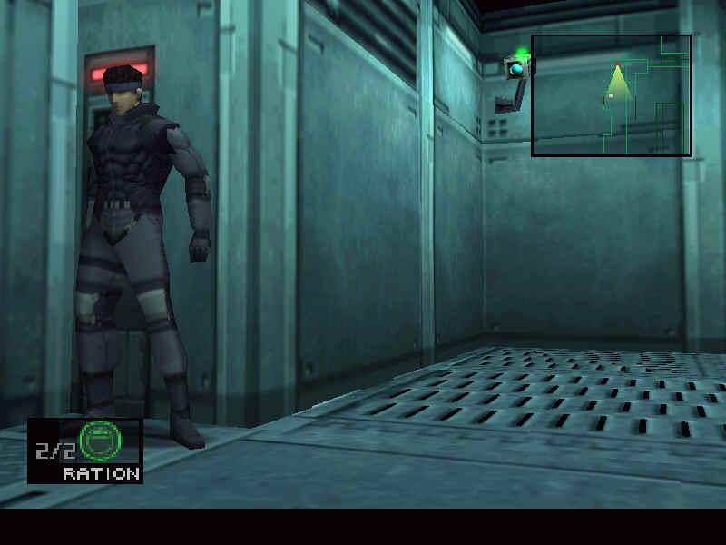 La soluzione completa di Metal Gear Solid