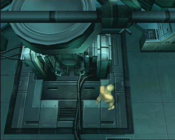 La soluzione completa di Metal Gear Solid 2: Sons Of Liberty
