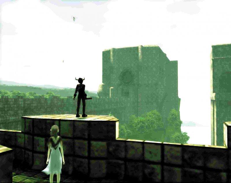 [TGS 2009] Ueda vorrebbe delle riedizioni di Ico e Shadow of the Colossus su PlayStation 3
