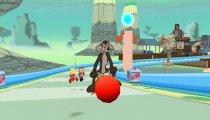 Space Race Looney Tunes - Filmato di gioco
