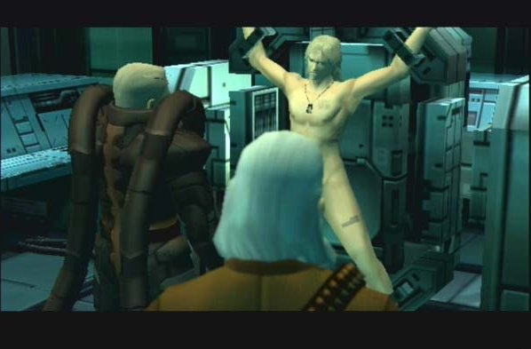 Metal Gear Solid 2: Sons of Liberty - Soluzione - ps2 - 47940