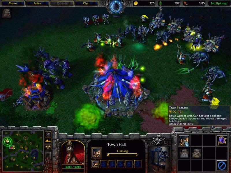 La soluzione completa di Warcraft III: The Reign Of Chaos