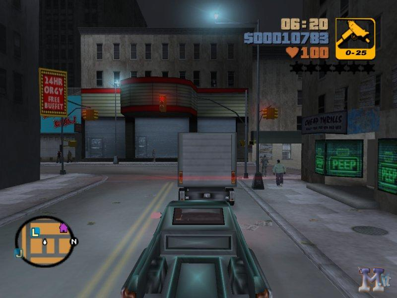 La soluzione completa di Grand Theft Auto 3