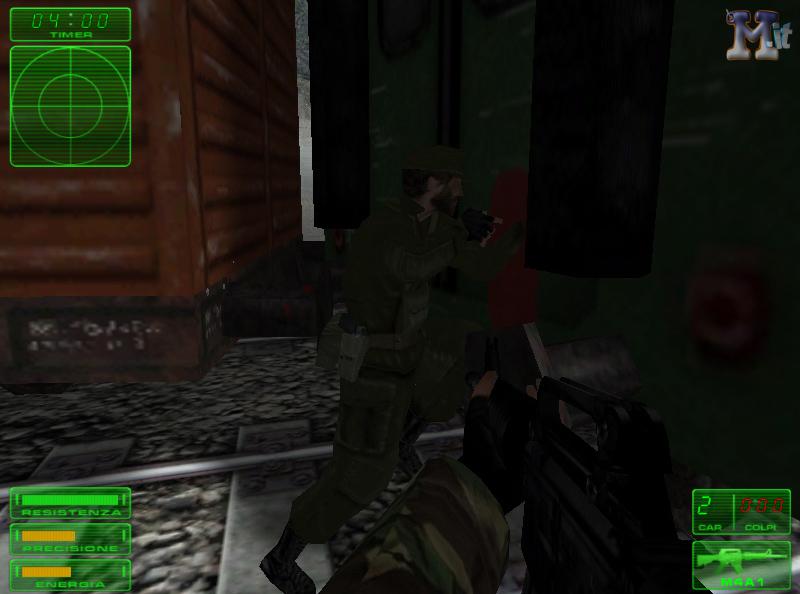 Team Factor: simulatore di combattimento online