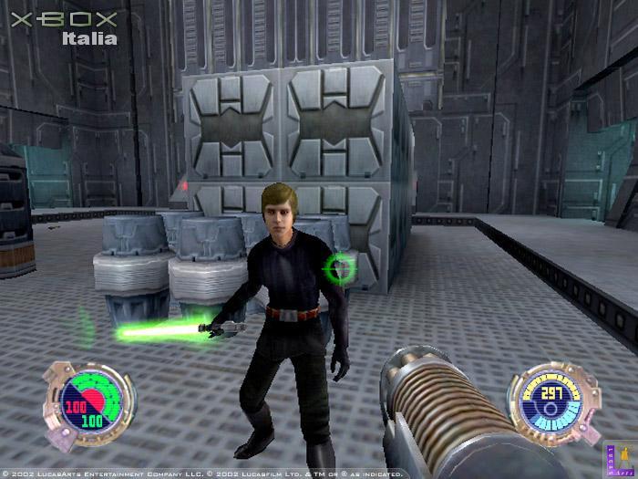 La Soluzione Completa di Star Wars Jedi Knight II: Jedi Oucast