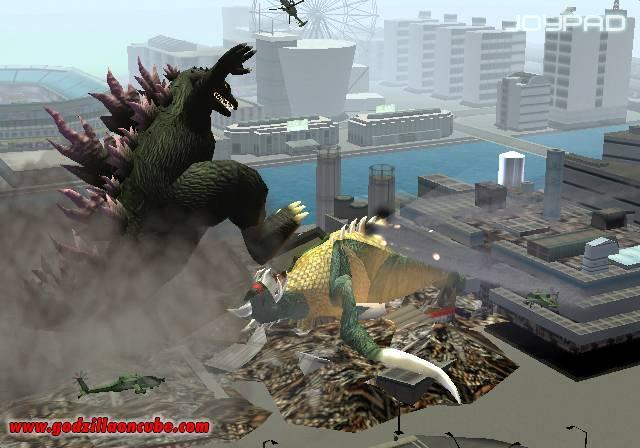 Godzilla: Destroy All Monsters - Melee