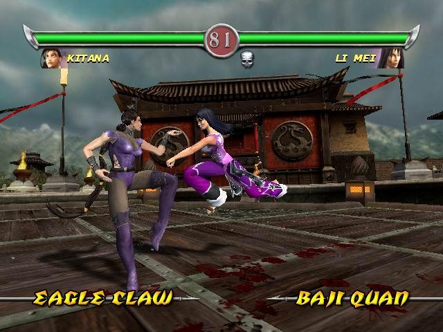 Mortal Kombat: Deadly Alliance - Soluzione - ps2 - 46289