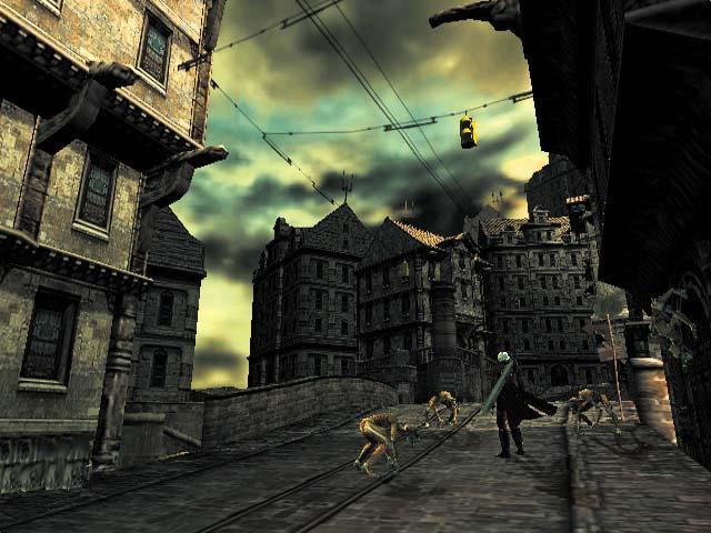 La Soluzione Completa di Devil May Cry 2 (DANTE)