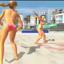 Beach Volleyball Summer Heat