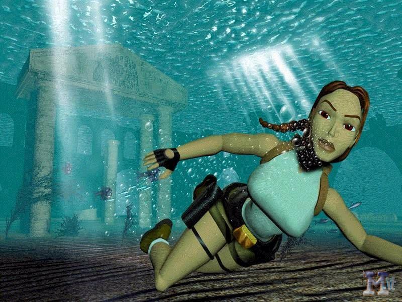 La soluzione di Tomb Raider: The Angel of Darkness