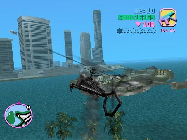 La soluzione di Grand Theft Auto: Vice City