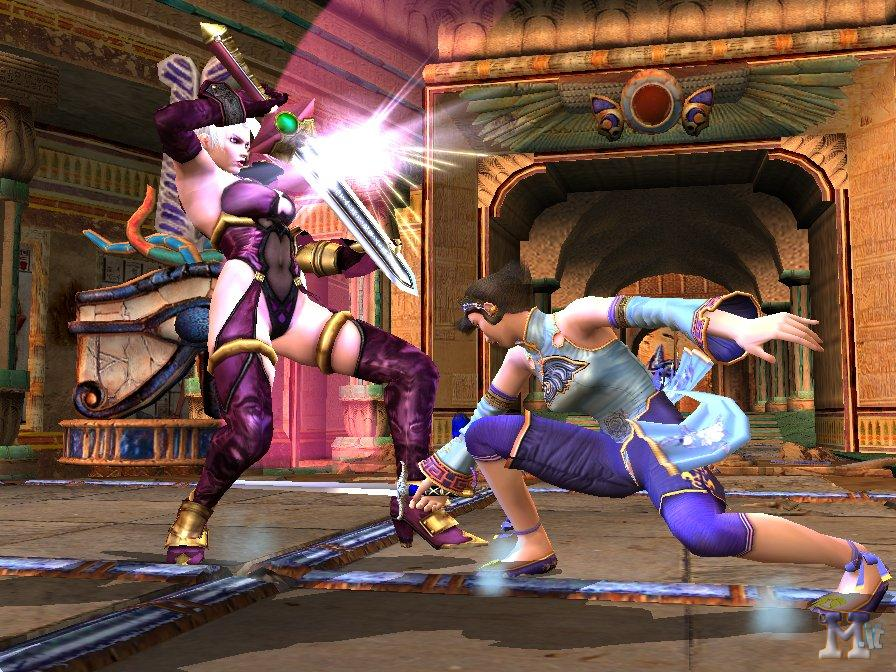 trucco soul calibur 3 ps2