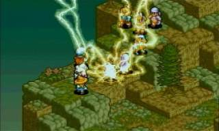 La soluzione di Final Fantasy: Tactics Advance