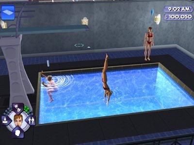 Sims Bambino Bagno : The sims fuori tutti soluzione ps2 46673