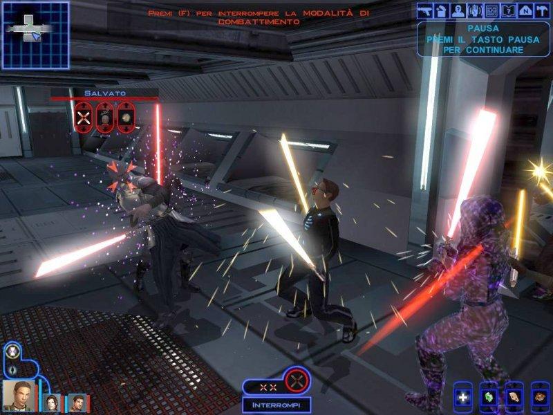 Star Wars: Knights of the Old Republic su Steam e Direct2Drive