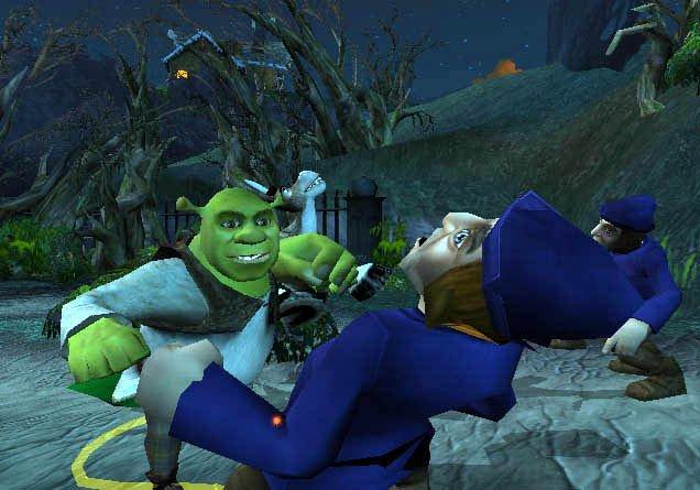 Shrek 2: The Game