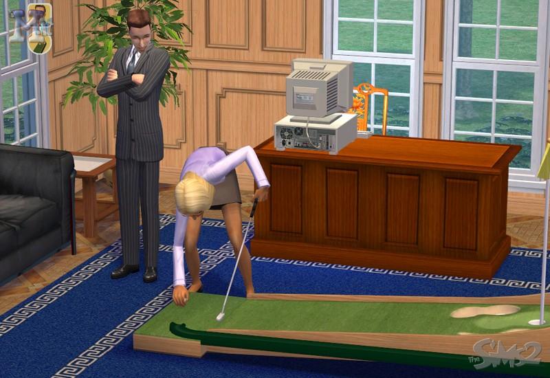 E3 2003 - The Sims 2