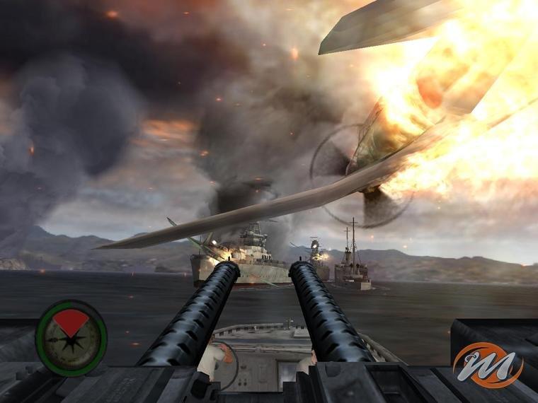 Soluzione di Medal of Honor: Rising Sun