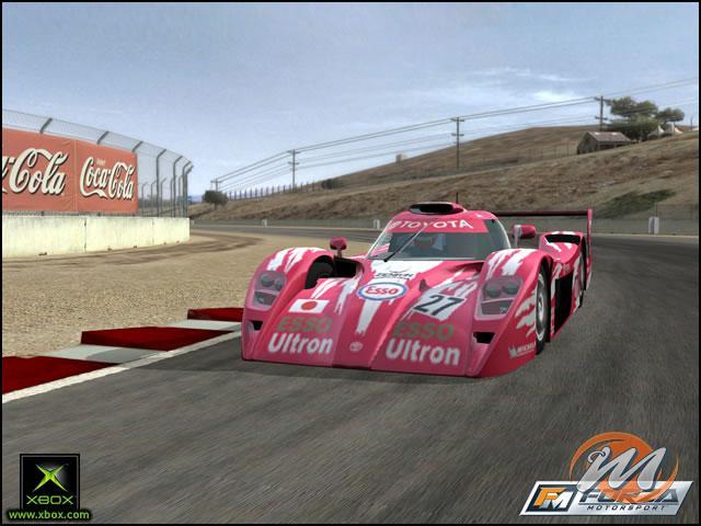 [E3 2004] Forza Motorsport