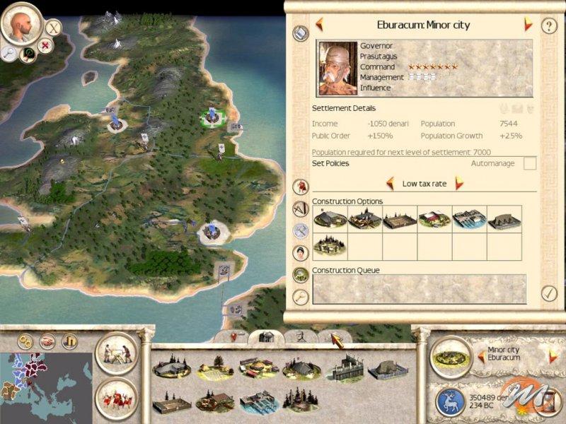 [E3 2004] Rome: Total War, nuove immagini