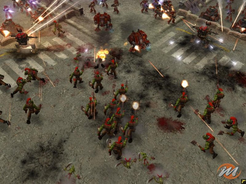 [E3 2004] Dawn of War