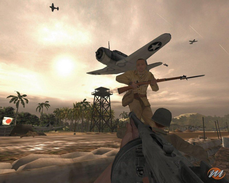 [E3 2004] Medal of Honor: Pacific Assault