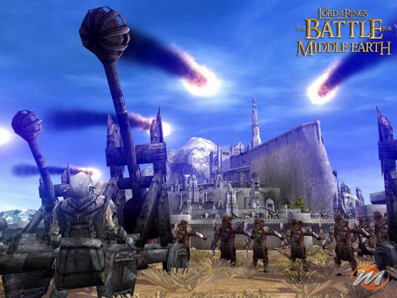 [E3 2004] The Battle for Middle-Earth