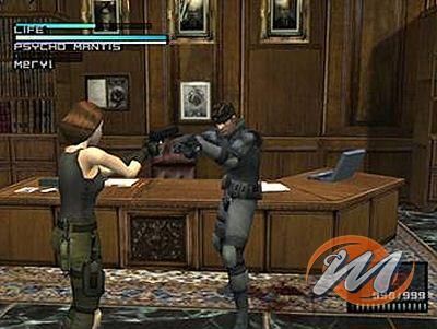 La soluzione di Metal Gear Solid: The Twin Snakes
