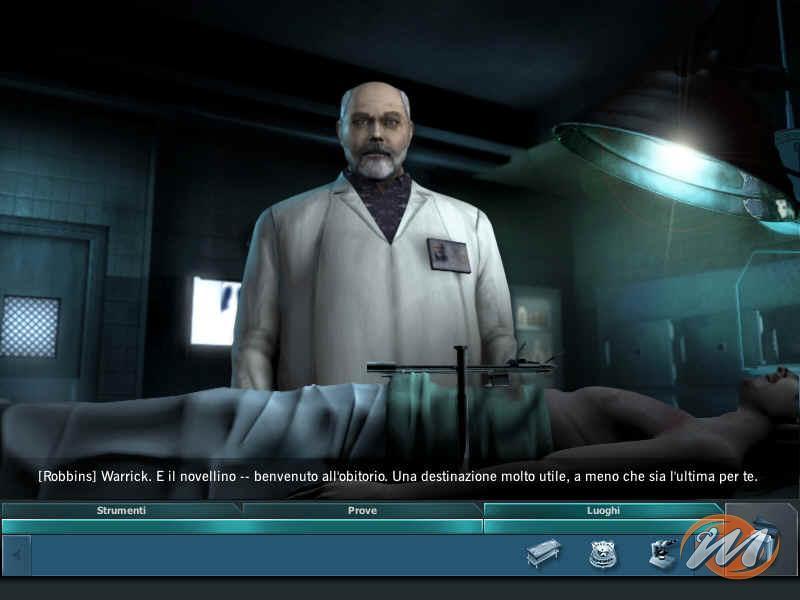 La soluzione completa di CSI: Dark Motives