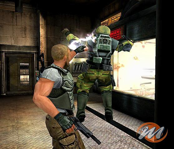 Psi-Ops: The Mindgate Conspiracy - Prova PS2/Xbox