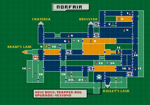 La soluzione di Metroid: Zero Mission