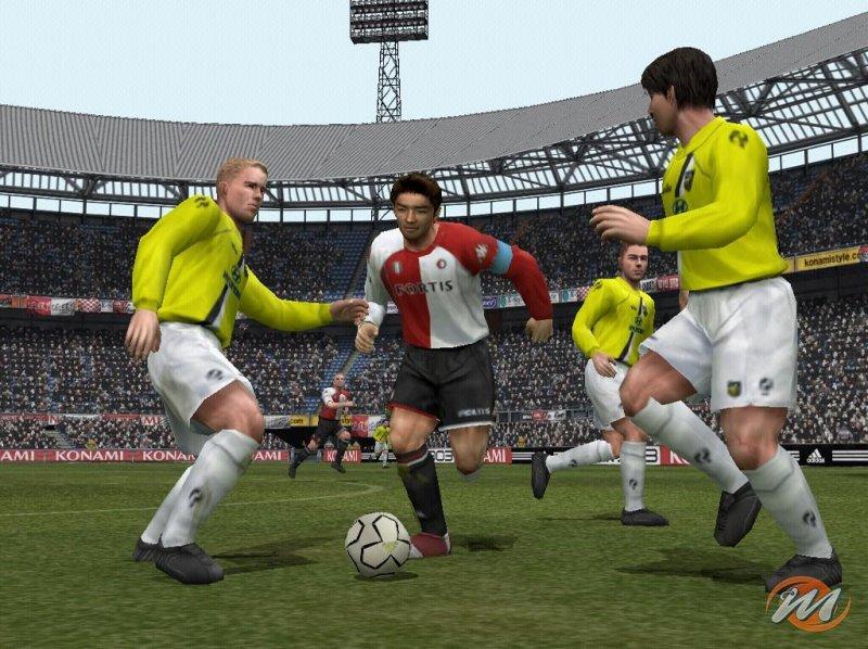 Pro Evolution Soccer 4 (Winning Eleven 8) - Soluzione - ps2