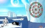 Yeti sportivi e pinguini kamikaze