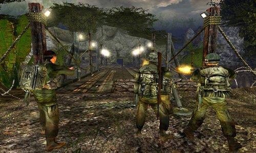 Conflict: Vietnam - Prova PS2/Xbox