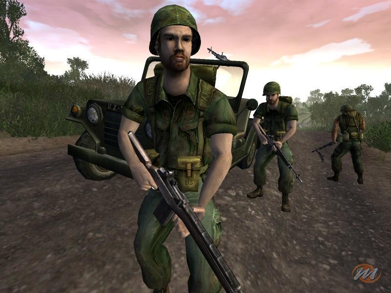 [EGN 2004] Men Of Valor: Vietnam