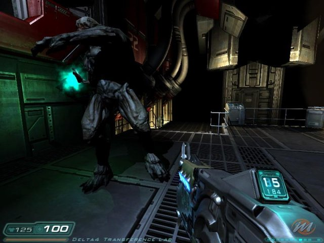 Doom 3 (Doom III)