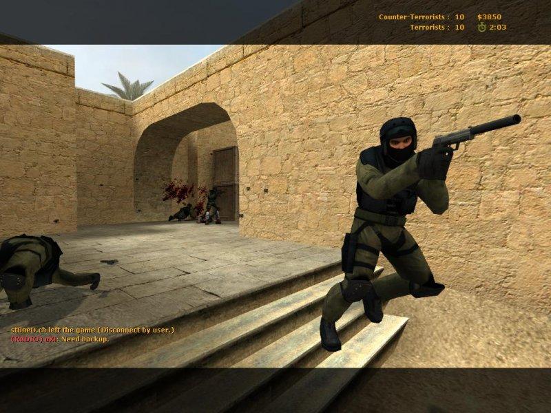 Vita, morte e miracoli... di Counter-Strike