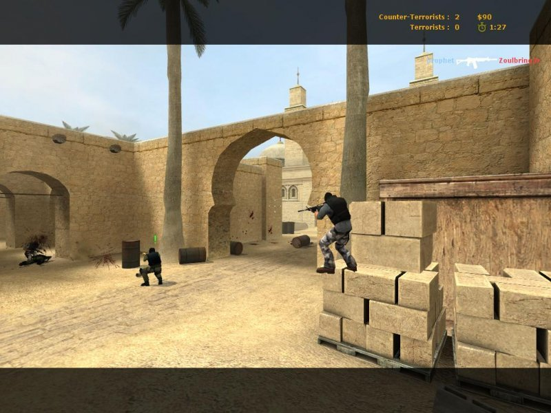 Uno sguardo a Counter- Strike: Source