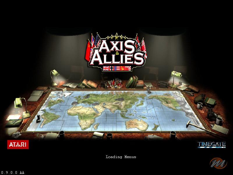 L'anteprima di Axis & Allies
