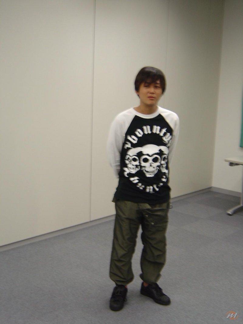 Un giro a Tokyo negli studi di Square Enix