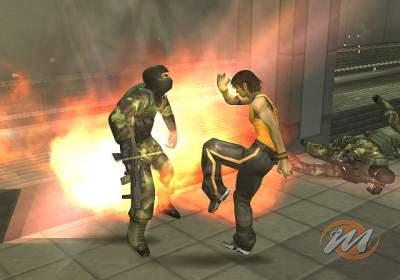 Anche Taito propone il suo action game con bullet-time