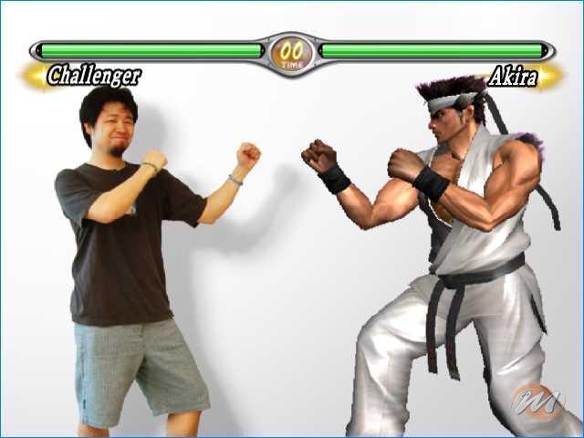 Sega Superstars: Sega rilancia EyeToy