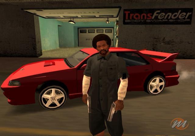 La soluzione completa di Grand Theft Auto: San Andreas