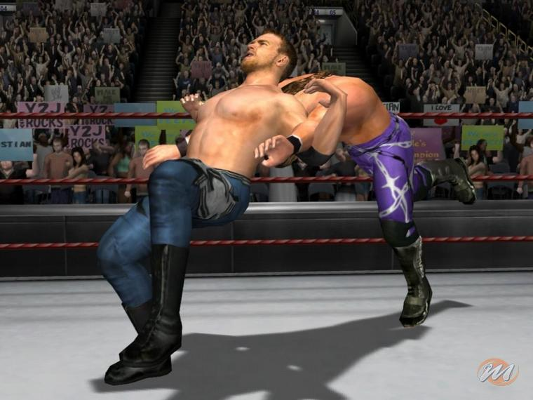 WWE Day of Reckoning - gc - Multiplayer it
