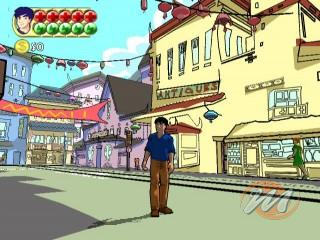 Jackie chan adventures ps multiplayer