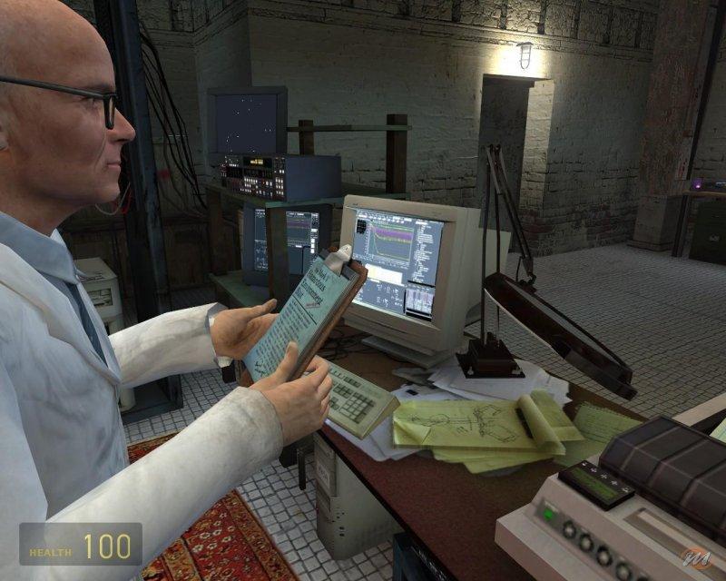 La soluzione completa di Half-Life 2