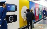 La PSP in mostra nelle metropolitane giapponesi